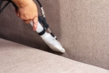 Mango Sofa Cleaning by Manny's Carpet Cleaning
