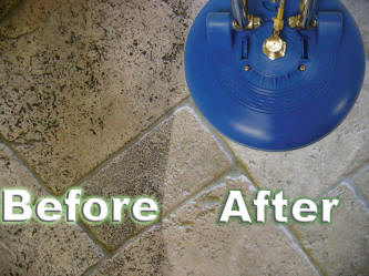 Tile & Grout Cleaning in Temple Terrace FL
