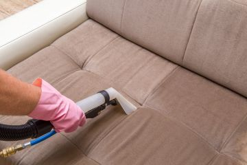 Upholstery cleaning in Dover, FL by Manny's Carpet Cleaning
